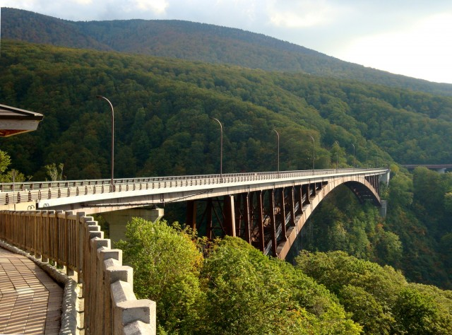 城ヶ倉大橋1